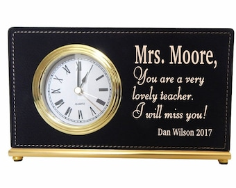 Best Teacher Gift Ideas -Gift for Teacher Personalized - Teacher Appreciation Week Gifts from Student, LCT004