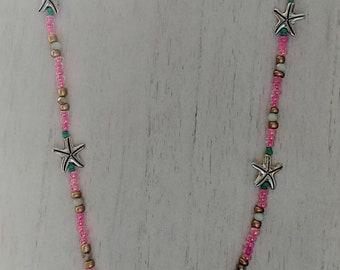 Bright Sea Star Necklace