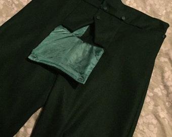 Regency Men's Fall Front Trousers