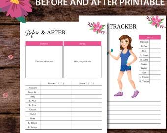 weight loss journal template