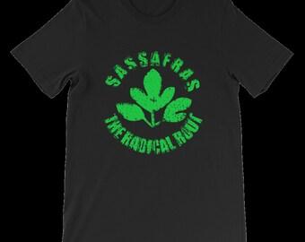 Sassafras - The Radical Root