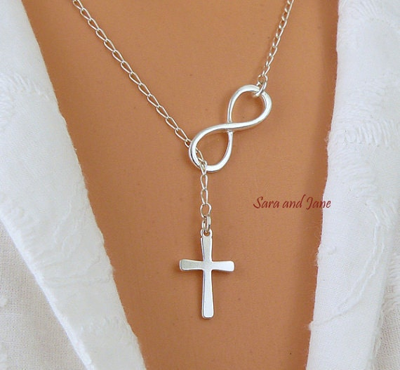 angel dominique infinity shack cross img s product necklace and