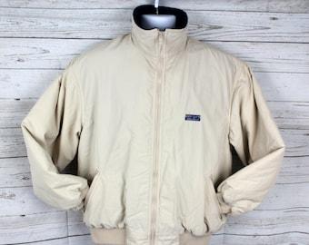 Vintage 80s Eddie Bauer Coat, Women's Large, Eddie Bauer Jacket, 1980s Fashion, Rustic Jacket