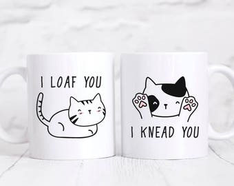 Anniversary Gifts for Her Girlfriend Gift Funny Girlfriend Birthday Gift for Wife Anniversary Gifts for Girlfriend Cat Lovers Coffee Mug Fun