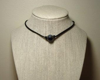 Black and Blue Cecelia Choker