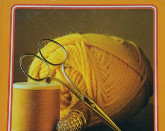 Golden Hands book volume 1. The complete knitting, dressmaking and needlecraft guide