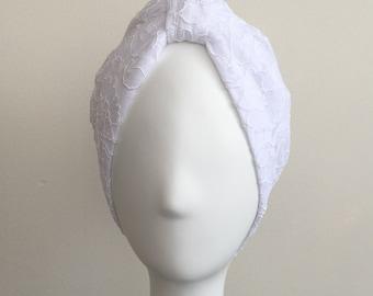 GOHARA Lace turban