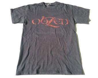 Meshuggah - Obzen - Original 2008 t-shirt