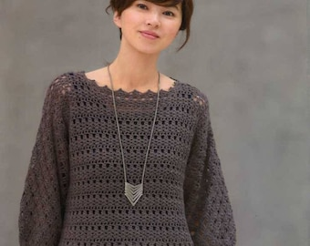 Pretty Crochet and Knit Wear and Goods Fall/Winter - Japanese Craft Book