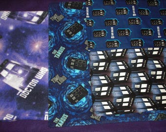 Doctor Who pillowcases