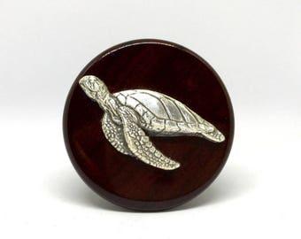 Sea Turtle Wine Stopper
