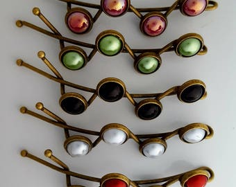 Vintage Inspired Hair Pins