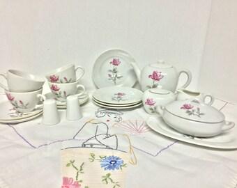Childs Glass Tea Set - Japan