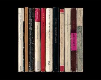 Kate Bush Director's Cut Album As Penguin Books Poster Print
