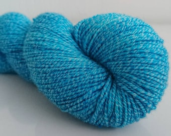 "45/22/22/11% wool/cotton/nylon/silk 8-ply ""Rum Cay"""