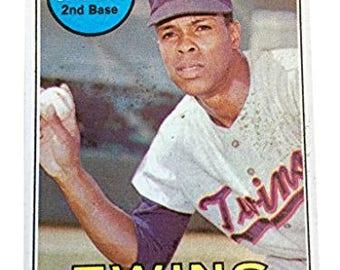 1969 Topps #510 Rod Carew Minnesota Twins