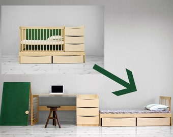 Smart Kid multi-functional children bed