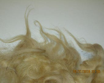 Cotswold Wool for Beards, Mustaches, Doll's Hair and Crafts