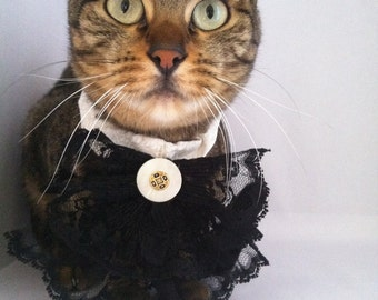 The Duchess Collar by FiercePetFashion