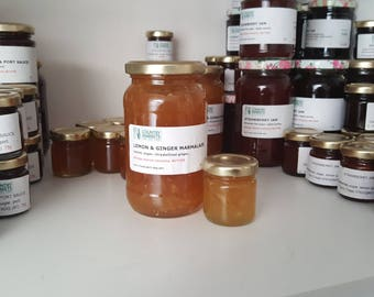 Marmalade - Lemon and Ginger/Seville Orange and Whiskey