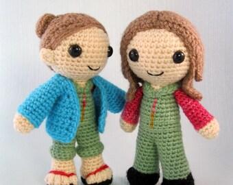 Kaylee Frye - Firefly Amigurumi Pattern PDF - Crochet Pattern