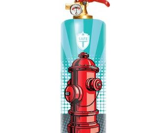 Designer Fire Extinguisher - POP HYDRANT