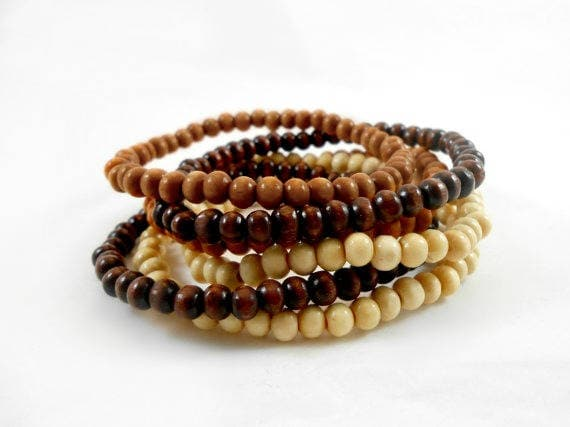 beads from charm head bracelets item quality shipping wood free bracelet men in wooden mara s high buddha natural bead prayer