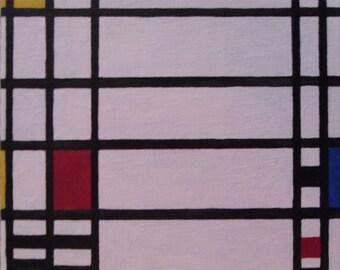 Piet Mondriaan digitale