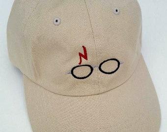 Potterhead |  dad hat
