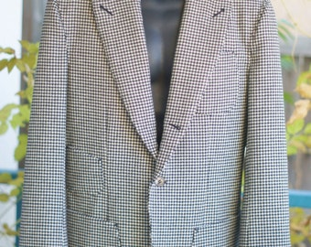Neapolitan-Style Hand-Tailored Sportcoats----In Wools and Cashmeres