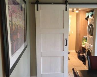 Barn Door / Farmhouse Decor / Barn Board