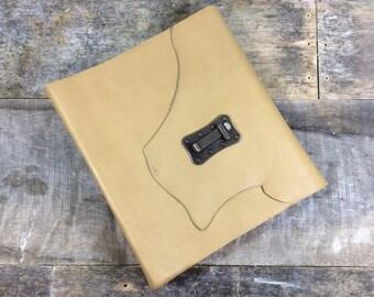 Photo Album - Heirloom Leather Photo Album - 50 pages