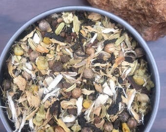 Fiery Depths Tea Blend