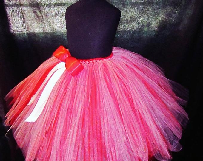 Full Figured Candy Cane Skirt