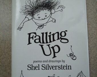 Falling Up by Shel Silverstein - Vintage 1996