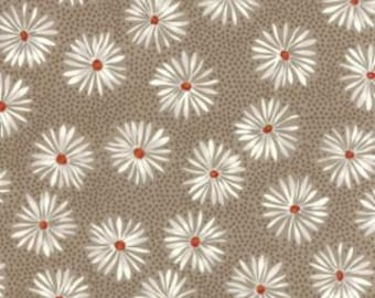 One For You One For Me by Pat Sloan for Moda, Straw Flower, Nickel  43042 17