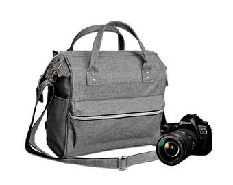 Dslr Camera Bag, Camera Bag, Padded Camera Bag, Dslr Bag, Camera Bag, Camera Bag For Women, Women Camera Bag, Camera Bag Men, Dsrl Bag