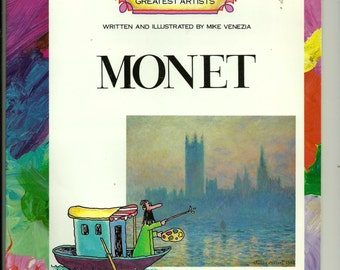 Monet (Getting to Know the World's Greatest Artist)