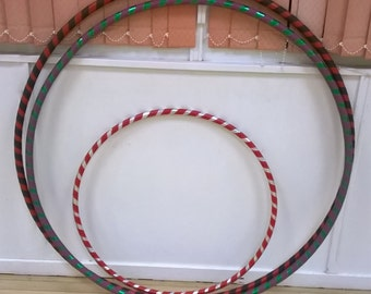 The 'BIG' Hoop. Large Hula Hoop for Fitness / Training / Beginners. Collapsible.