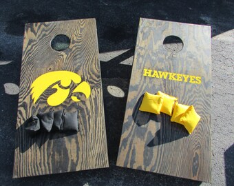 Iowa Hawkeyes Bags Set