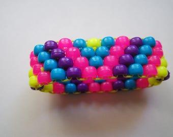 Neon Kandi Bracelet