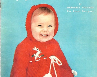 My Home Vintage Baby of The Year Knitbook