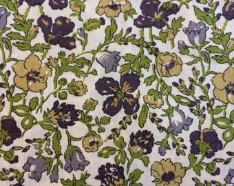 Meadow F - Liberty Tana Lawn fabric