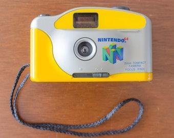 Nintendo 64 Collectable 35mm Camera