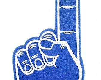 """No.1 Foam Finger, 18"""""""
