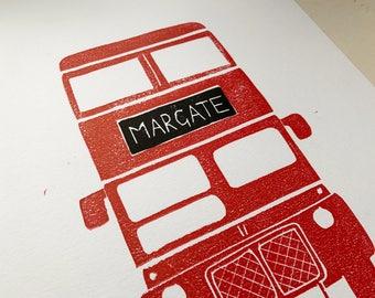 Florins (Margate) - Original lithographiée (tirage limité)