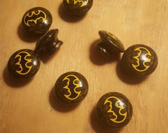 Batman knobs
