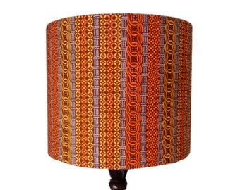 African lampshade etsy 25cm drum lamp shade mothers day gift african boho lampshade new home gift tropical ethnic drum table lamp shade detola and geek mozeypictures Images