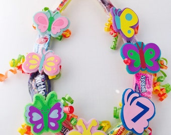 Butterfly Baby Shower Favors - Butterfly Garden Birthday - Butterfly Party Favors - Butterflies Baby Shower Favors - Butterfly Garden Theme