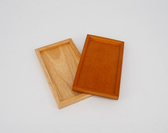 Rectangle Wooden